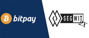 ビットコイン支払サービスBitpay、SegWit2xサポート発表