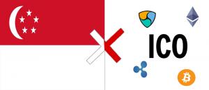 シンガポール、ブロックチェーン関連事業がICOを実行する好ましい目的地に