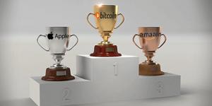 ビットコインはアップルやアマゾンより本質的な価値がある