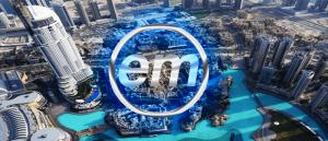 ドバイ政府は仮想法定通貨emCashの開発を発表。ブロックチェーンを活用した世界初の政府を目指す。