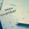 情報で差をつけろ!11月の仮想通貨重要な予定とニュースまとめ