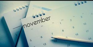 情報で差をつけろ! 11月の仮想通貨重要な予定とニュースまとめ