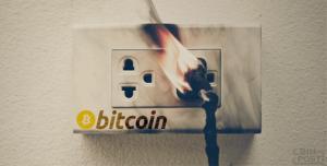ビットコインマイニングの消費電力が世界159ヶ国の各消費量より多い現状