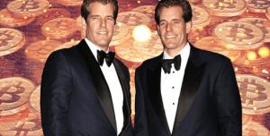 ウィンクルボス兄弟、facebookの賠償金からビットコイン億万長者へ