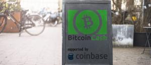 全米最大の取引所コインベース、ビットコインキャッシュ取り扱いを開始