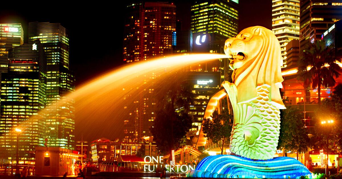 Singapo lion