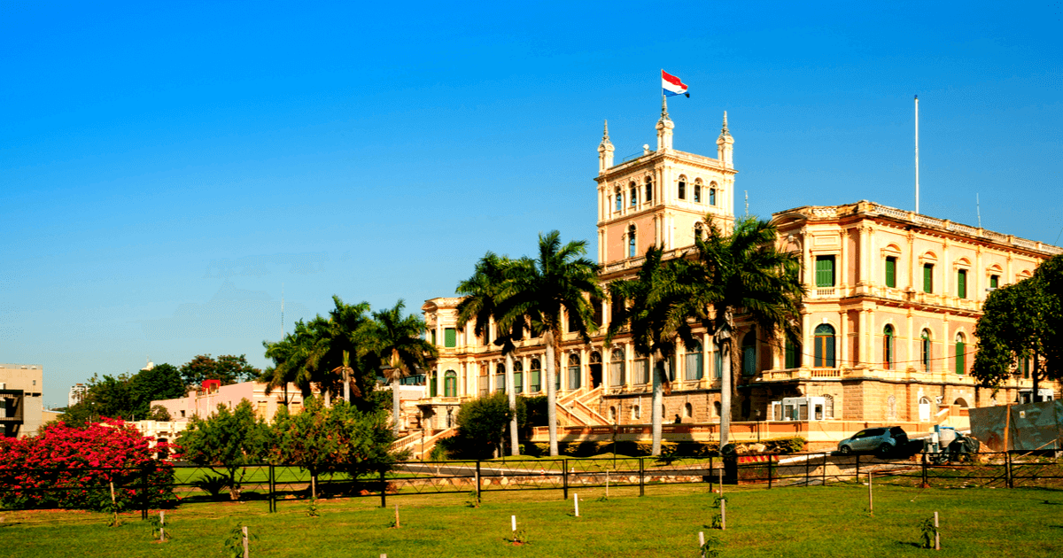 Paraguay bitcoin law