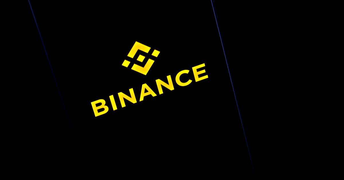 Binance us funding